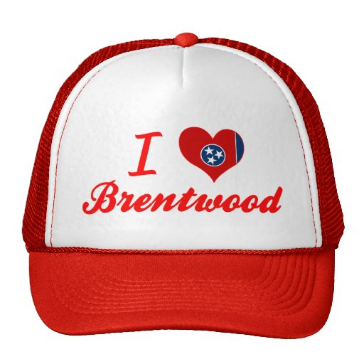 Amo Brentwood, Tennessee Gorros