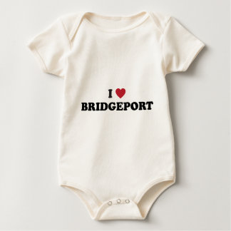 Amo Bridgeport Connecticut Mamelucos De Bebé