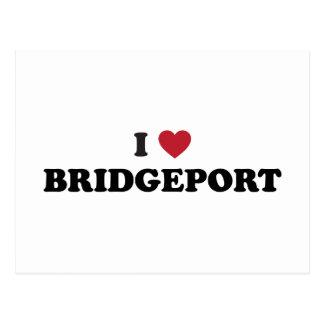 Amo Bridgeport Connecticut Postales