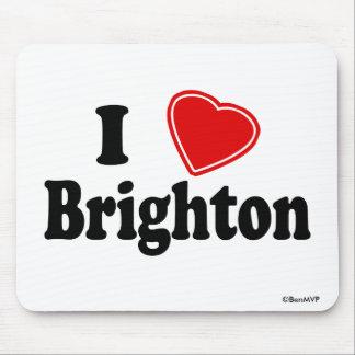 Amo Brighton Alfombrilla De Ratones