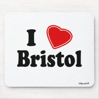Amo Bristol Tapete De Ratón
