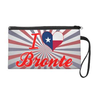 Amo Bronte, Tejas