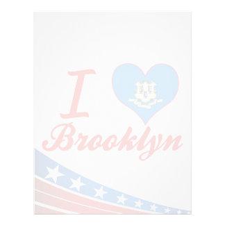 Amo Brooklyn, Connecticut Membrete