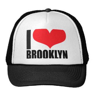 Amo Brooklyn Gorros Bordados