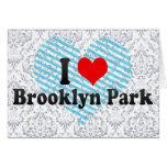 Amo Brooklyn Park, Estados Unidos Tarjeton