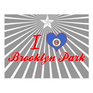 Amo Brooklyn Park Minnesota Tarjetas Postales
