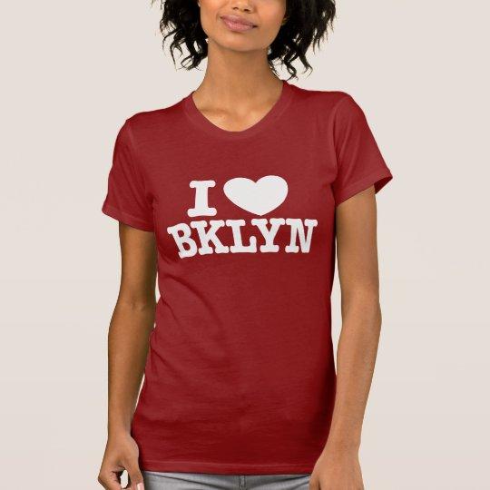 Amo Brooklyn Playera