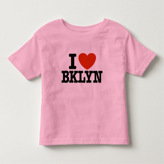Amo Brooklyn Playera De Bebé