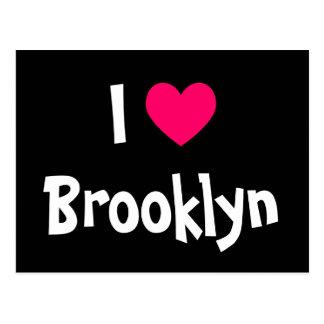 Amo Brooklyn Postales