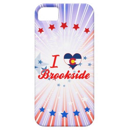 Amo Brookside, Colorado iPhone 5 Case-Mate Carcasa