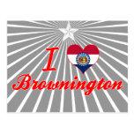 Amo Brownington, Missouri Postal