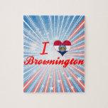 Amo Brownington, Missouri Rompecabezas