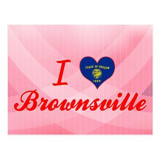 Amo Brownsville, Oregon Postal