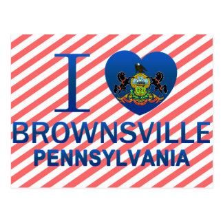 Amo Brownsville, PA Postal