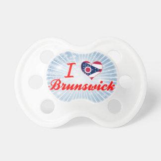 Amo Brunswick, Ohio Chupete De Bebe