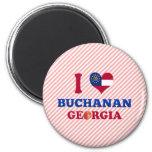 Amo Buchanan, Georgia Imán De Nevera