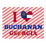 Amo Buchanan, Georgia Postal