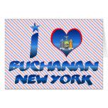 Amo Buchanan, Nueva York Felicitación
