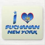 Amo Buchanan, Nueva York Tapete De Ratones