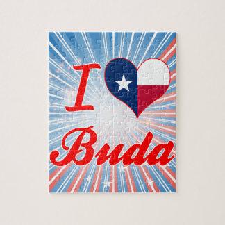 Amo Buda, Tejas Puzzle Con Fotos