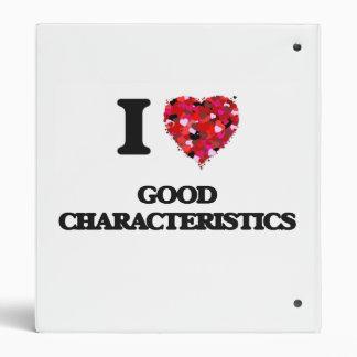 """Amo buenas características carpeta 1"""""""
