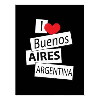 Amo Buenos Aires Postales