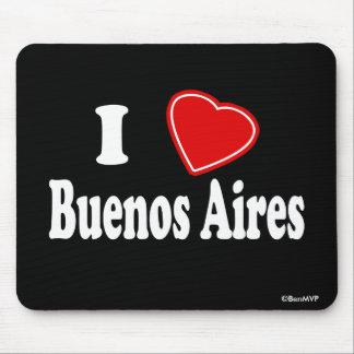 Amo Buenos Aires Alfombrilla De Ratones