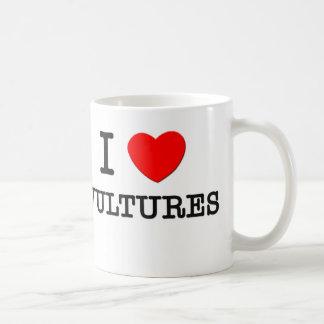 Amo buitres taza