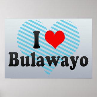 Amo Bulawayo, Zimbabwe Posters