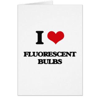 AMO bulbos fluorescentes Felicitaciones