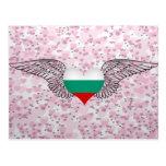 Amo Bulgaria - alas Postales