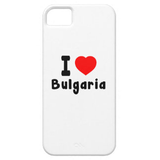 Amo Bulgaria iPhone 5 Coberturas