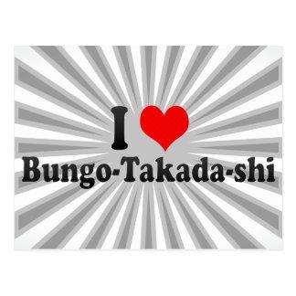 Amo Bungo-Takada-shi, Japón Postal