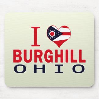 Amo Burghill, Ohio Tapetes De Raton