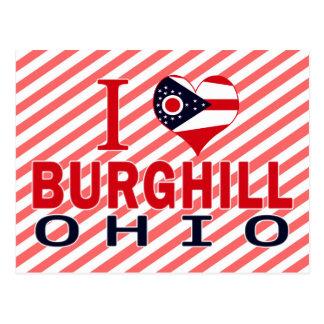 Amo Burghill, Ohio Tarjetas Postales