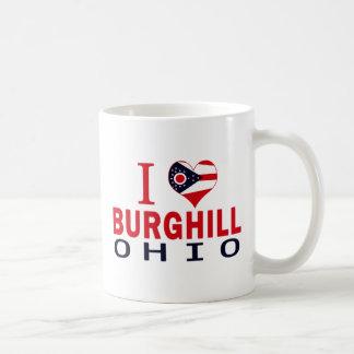 Amo Burghill, Ohio Taza