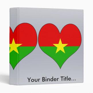"Amo Burkina Carpeta 1"""
