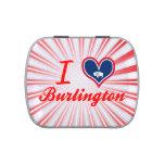 Amo Burlington, Wyoming Latas De Caramelos