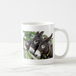 ¡Amo burros! Taza