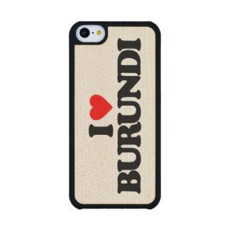 AMO BURUNDI FUNDA DE iPhone 5C SLIM ARCE