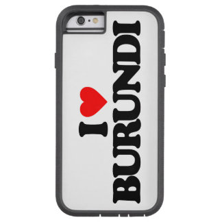 AMO BURUNDI FUNDA DE iPhone 6 TOUGH XTREME