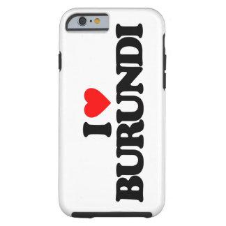 AMO BURUNDI FUNDA DE iPhone 6 TOUGH