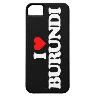 AMO BURUNDI iPhone 5 FUNDA