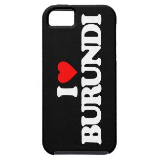 AMO BURUNDI iPhone 5 FUNDAS