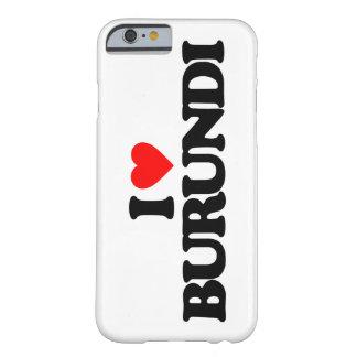 AMO BURUNDI FUNDA DE iPhone 6 BARELY THERE