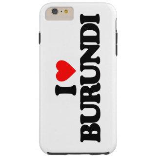 AMO BURUNDI FUNDA DE iPhone 6 PLUS TOUGH