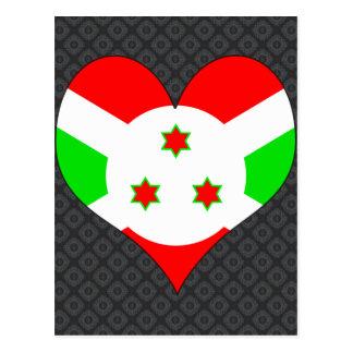 Amo Burundi Postales