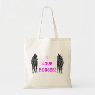 ¡Amo caballos! La bolsa de libros