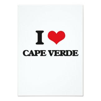 Amo Cabo Verde Invitacion Personalizada