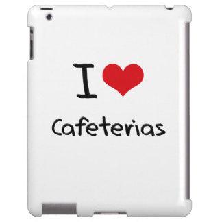 Amo cafeterías